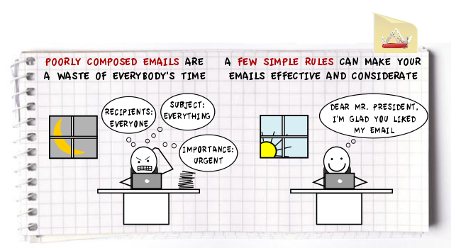 Email v2 cats Action Required: How to write awesome emails and save a ton of everybody's time